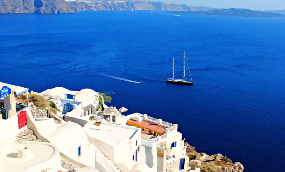 Yachting Destination greece