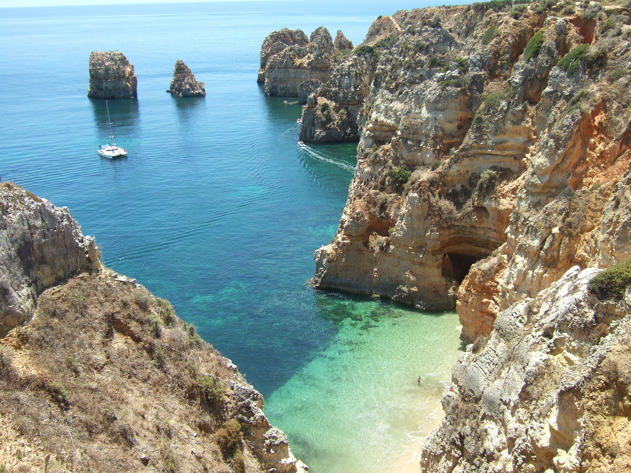 Yachting Destination portugal