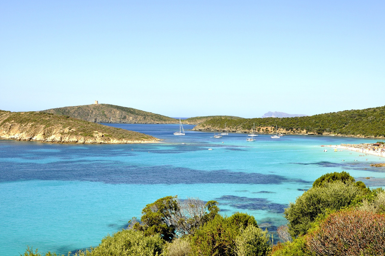 Yachting Destination sardinia