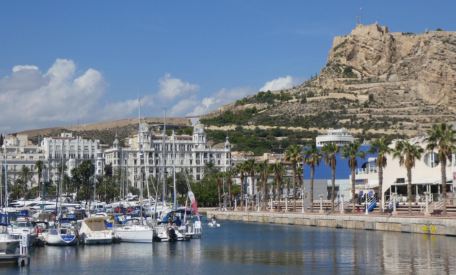 Yachting Destination spain