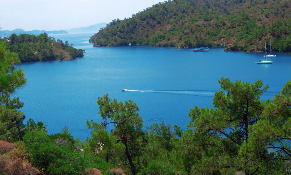 Yachting Destination Turkey